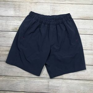 """OLIVERS All Over Shorts Stretch sz M 7"""" inseam"""